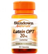 Luteína OPT 20mg (30caps) - Sundown