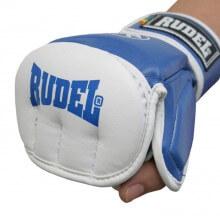 Luva de MMA V4 (Azul) - Rudel