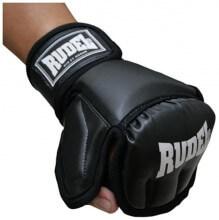 Luva de MMA V4 (Preta) - Rudel