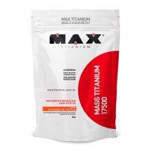 Imagem - Mass Titanium 17500 Refil (3kg) - Max Titanium