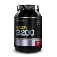 Massa 3200 Anticatabolic (1680g) Probiótica -Chocolate