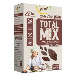 Mix de Farinhas Doce Total Mix 250g - Giroil