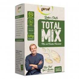 Mix de Farinha Funcional Total Mix 250g - Giroil