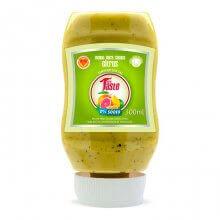 Molho para Salada Citrus (300ml) - Mrs Taste | LIQUIDAÇÃO