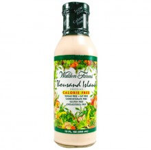 Molho Thousand Island para saladas (355ml) - Walden Farms
