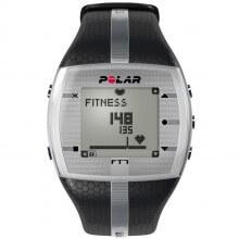 Monitor Cardíaco FT7M (Preto com Prata) - Polar