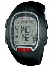 Monitor Cardíaco para Corrida RS100 (Preto) - Polar