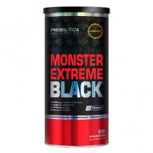 Monster Extreme Black (22packs) - Probiótica