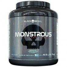 Monstrous Hipercalórico (2,7kg) - Black Skull