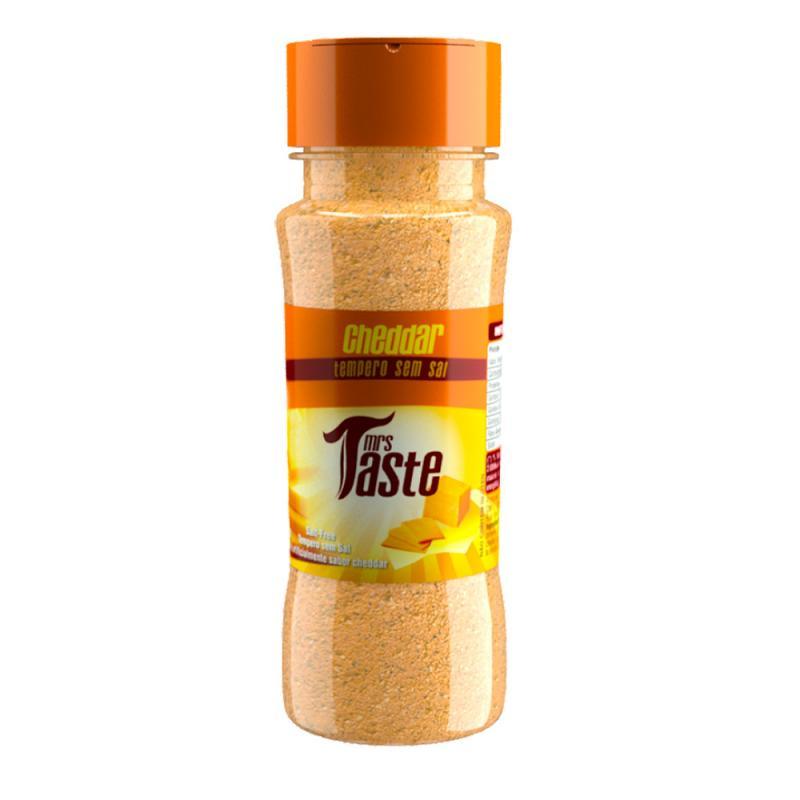 Tempero Cheddar (55g) Mrs. Taste