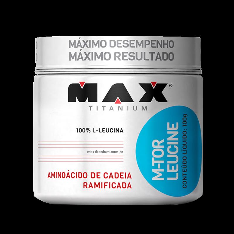 m-TOR Leucine (100g) Max Titanium