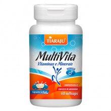 Multi Vita Homem (60softcaps) - Tiaraju