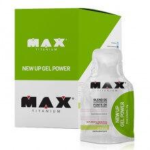 New Up Gel Power 30g (Caixa c/ 10 sachês)- Max Titanium