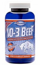 NO-3 Beef (210 Creabeef tabs) - Arnold Nutrition