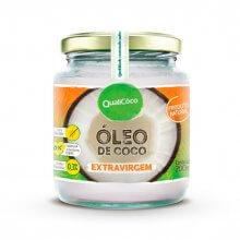 Óleo de Coco Extra Virgem (200ml) - Qualicôco