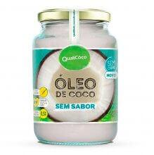 Óleo de Coco Sem Sabor (500ml) - Qualicôco