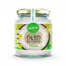 Óleo de Coco Virgem (200ml) - Qualicôco