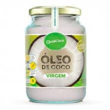 Óleo de Coco Virgem (500ml) - Qualicôco