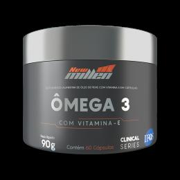 Ômega 3 com Vitamina E (60 Caps) - New Millen