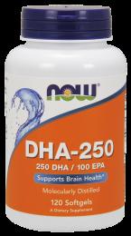 Omega 3 DHA 250 120 Caps