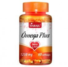 Imagem - Ômega Plus (Ômegas 3-6-9) 1250mg (60caps) - Tiaraju