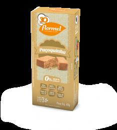 Paçoca Zero 60g - Flormel