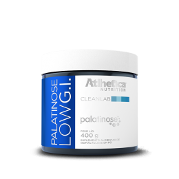 Palatinose Low GI (400g) Atlhetica Nutrition