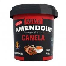 Pasta de Amendoim com Canela (450g) - Mandubim