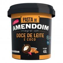Imagem - Pasta de Amendoim com Doce de Leite e Coco (450g) - Mandubim