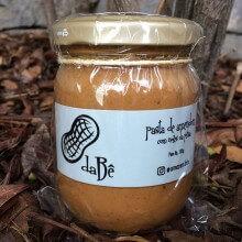 Pasta de Amendoim com Nozes da Pérsia (180g) - da Bê