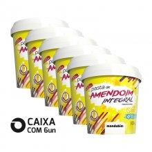 Pasta de Amendoim Integral (1020g) (Caixa com 6 unid) - Mandubim