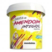 Imagem - Pasta de Amendoim Integral (450g) - Mandubim