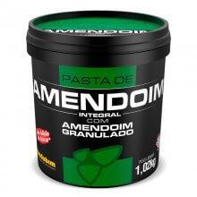 Pasta de Amendoim Integral com Granulado (1020g) - Mandubim