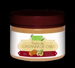 Pasta de Castanha de Caju Salted Caramel 300g - Eat Clean