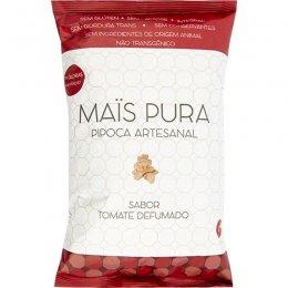 Pipoca Artesanal Tomate Defumado 50g - Mais Pura