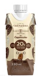 Plant Power Protein Cappuccino 330ml - A Tal da Castanha