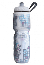 Garrafa Térmica Techno Tiles(710ml) - Polar Bottle