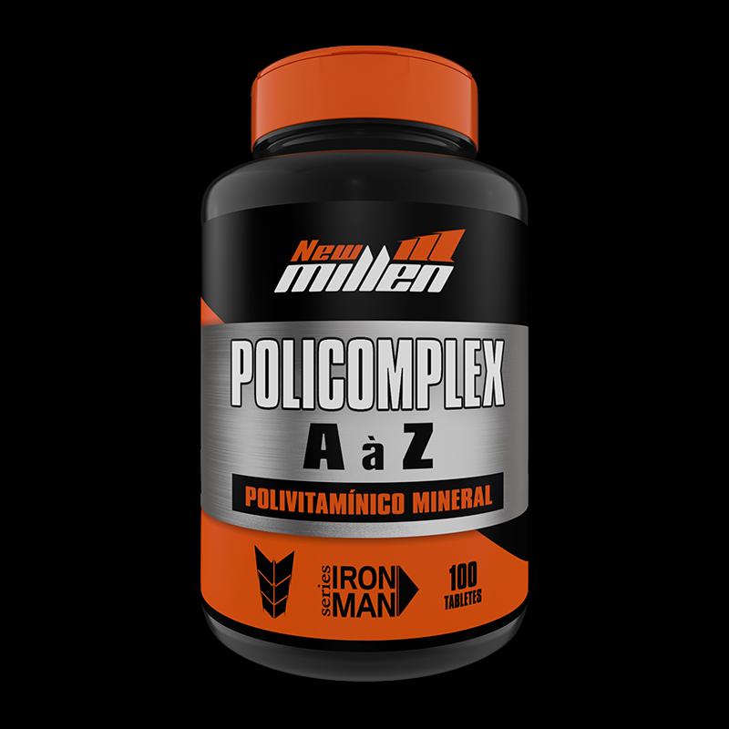 Poli Complex (100comp) New Millen