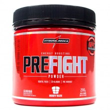 Pre Fight Power (200g) - Integralmédica