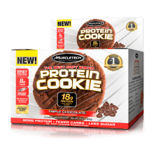 Protein Cookies (6x 92g) MuscleTech