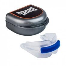 Protetor Bucal Duplo com Estojo (Transparente) - Rudel