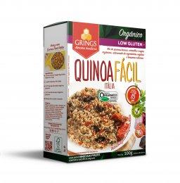 Quinoa Facil Picante 100g - Grings