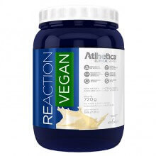 Reaction Vegan (720g) - Atlhetica Nutrition