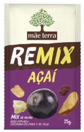 Remix Açaí 25g - Mãe Terra