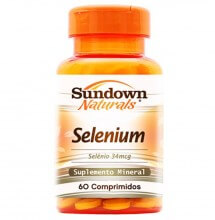 Selenium 34mcg (60comp) - Sundown