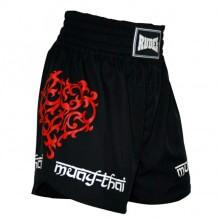 Shorts de Muay Thai Coração Valente MT04 - Rudel | LIQUIDAÇÃO
