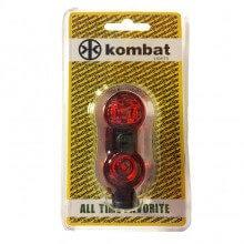 Sinalizador para Bike - USB - KBT6002 - Kombat