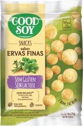 Snack de Soja Ervas Finas 25g - Good Soy