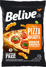 Snack Margherita 35g - Belive