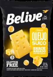Snack Queijo 35g - Belive